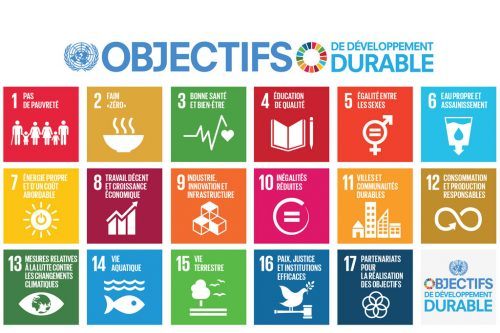 Les Objectifs du Développement Durable