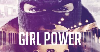 Girl power : les graffeuses au premier plan