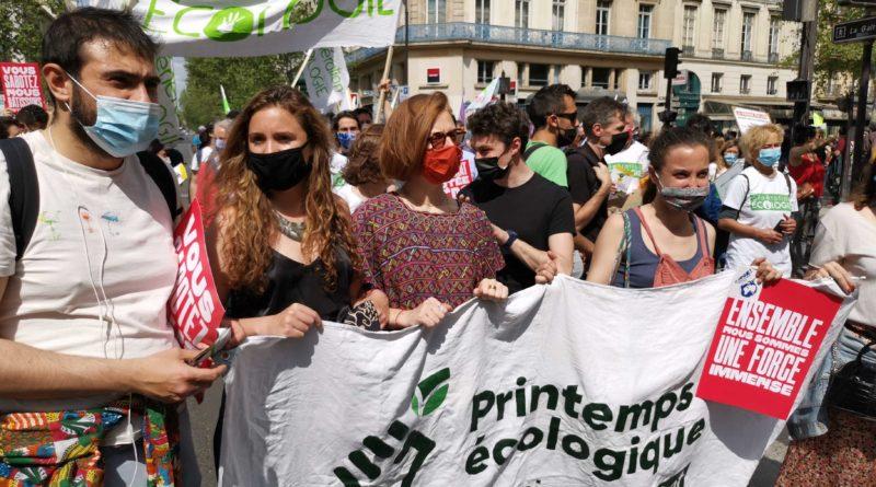 L'éco-syndicat Printemps écologique : s'engager au travail pour la transition écologique et sociale