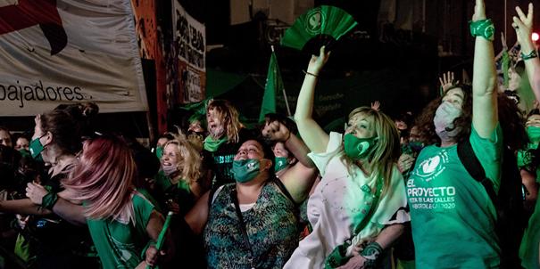IVG : face à l'offensive réactionnaire, la nécessité d'une mobilisation féministe