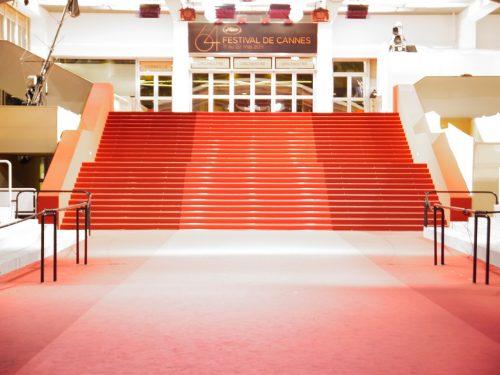 Montée des marches du Festival de Cannes