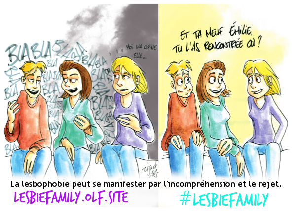 Campagne LesBieFamily