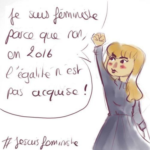 #jesuisféministe