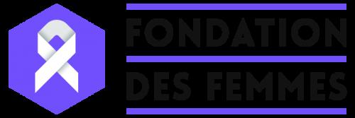 Logo de la Fondation des Femmes