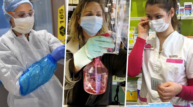 Femmes et coronavirus