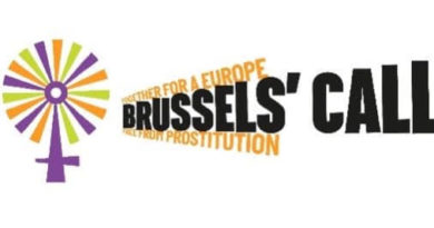 Brussels'call : Discours de Maïté Lønne au Parlement Européen
