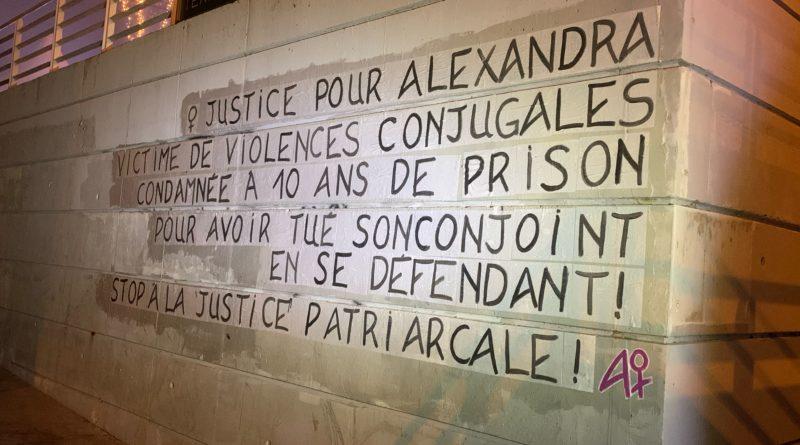 Justice pour Alexandra