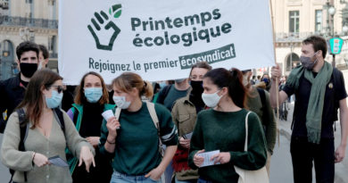 Chloé, Karina, Anne et Théa : quatre des femmes qui comptent au Printemps Écologique
